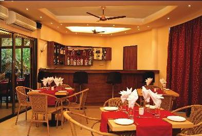 Golden Toff Resort Mumbai Restaurant